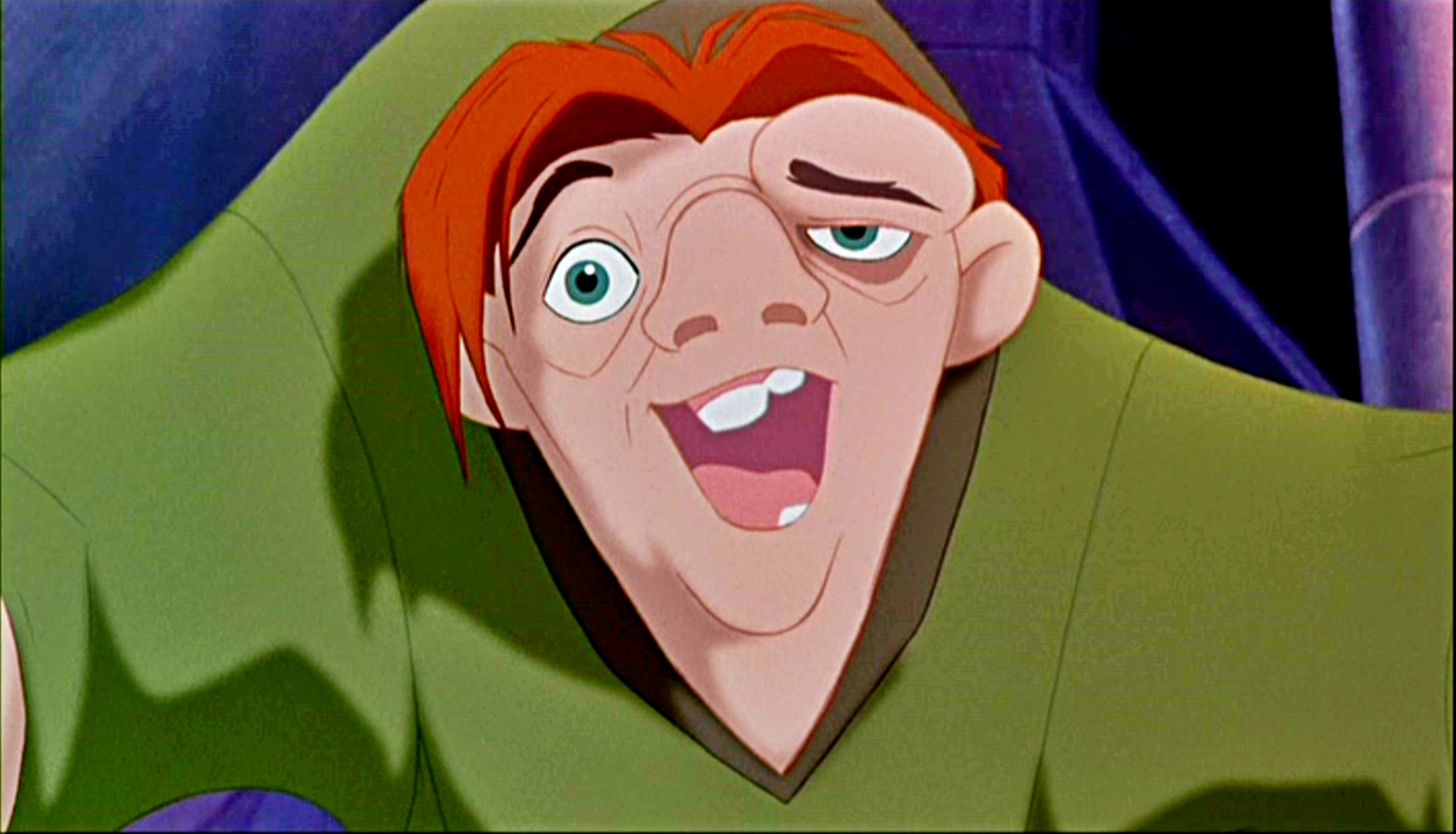 I Wish My Boyfriend Looked Like Quasimodo So I Didnt Have To Worry About Anyone Else Wanting To Snatch Him Up