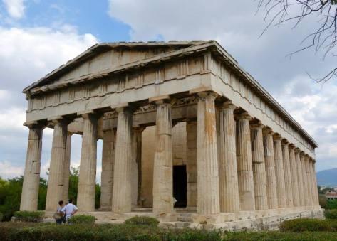 Temple of Hephaestus,
