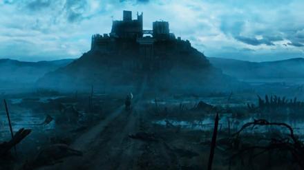 castle under attack
