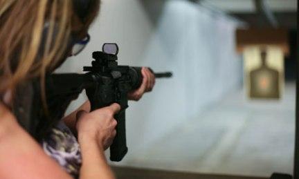 vegas gun range
