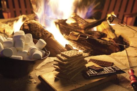 unlimited smores