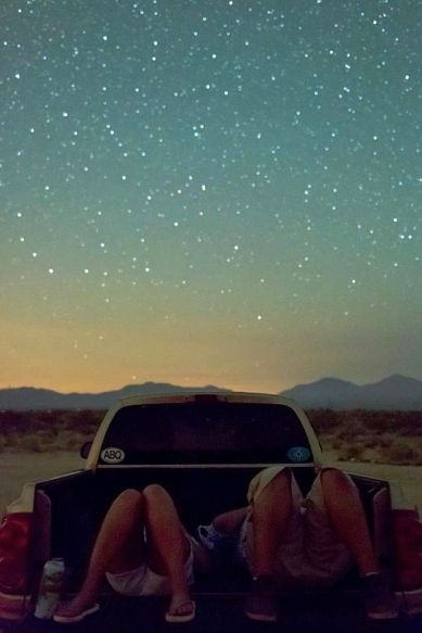 watching the stars